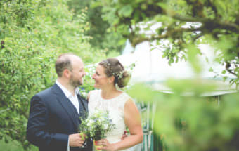 Talton Lodge Wedding