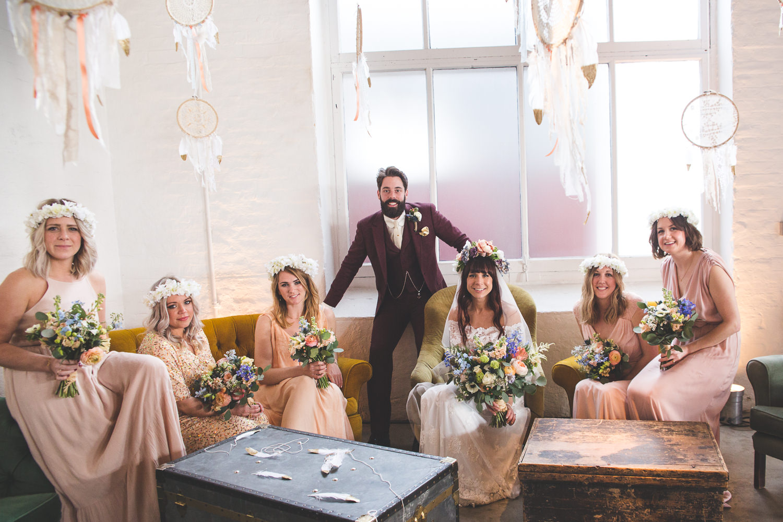 Alternative London Wedding Photographer-103