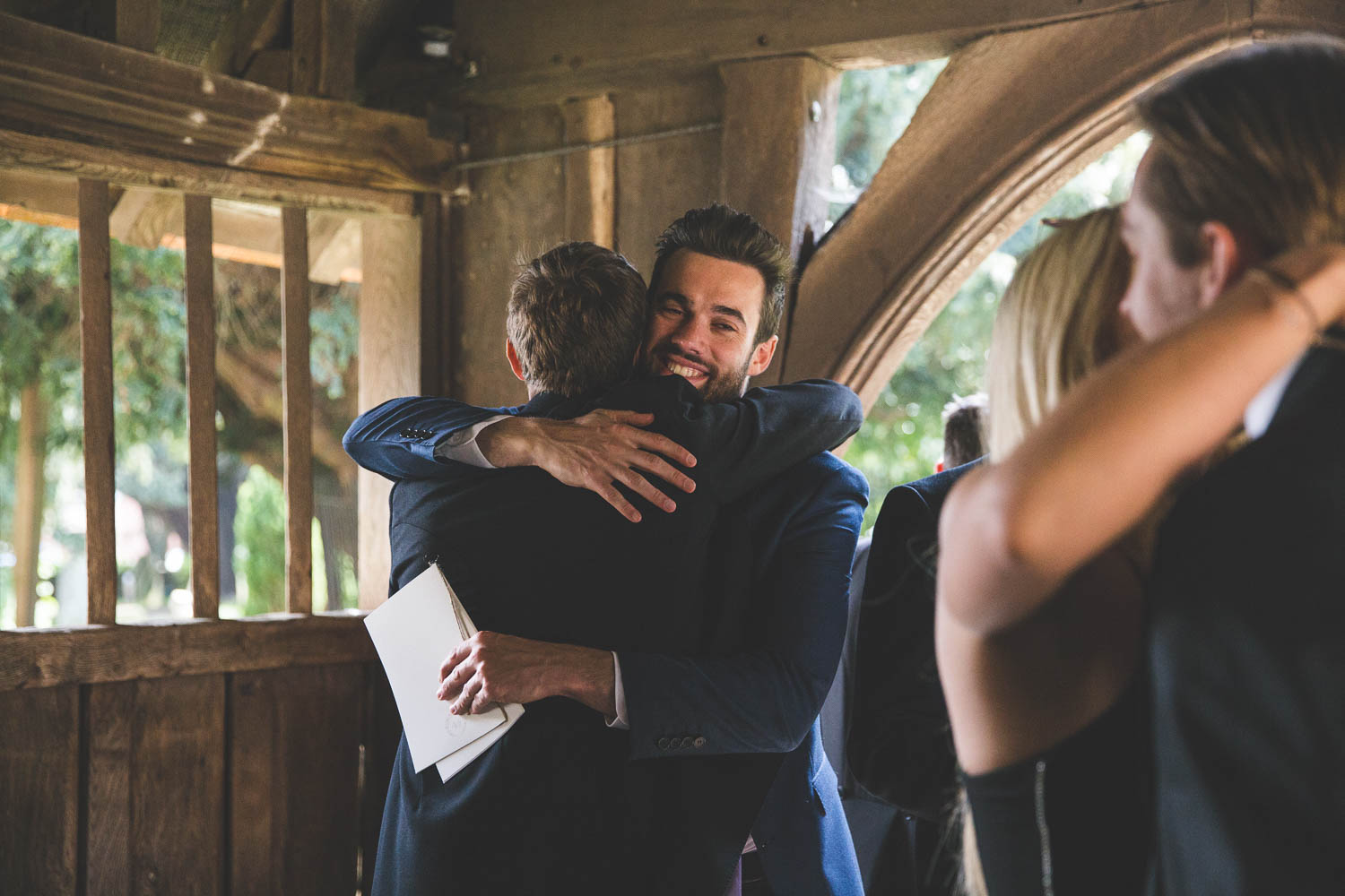 Alternative Wedding Photographer Woodland Wedding Hayling Island-127