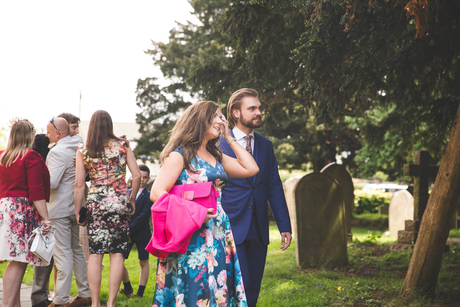 Alternative Wedding Photographer Woodland Wedding Hayling Island-136