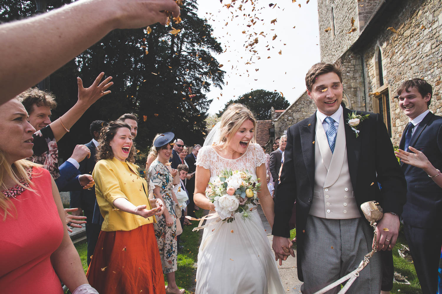 Alternative Wedding Photographer Woodland Wedding Hayling Island-179