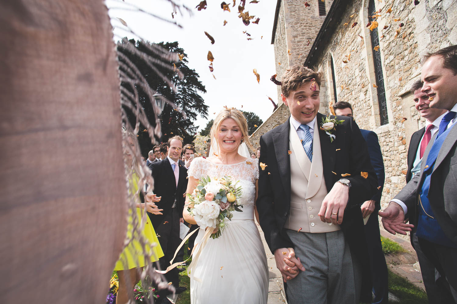 Alternative Wedding Photographer Woodland Wedding Hayling Island-180
