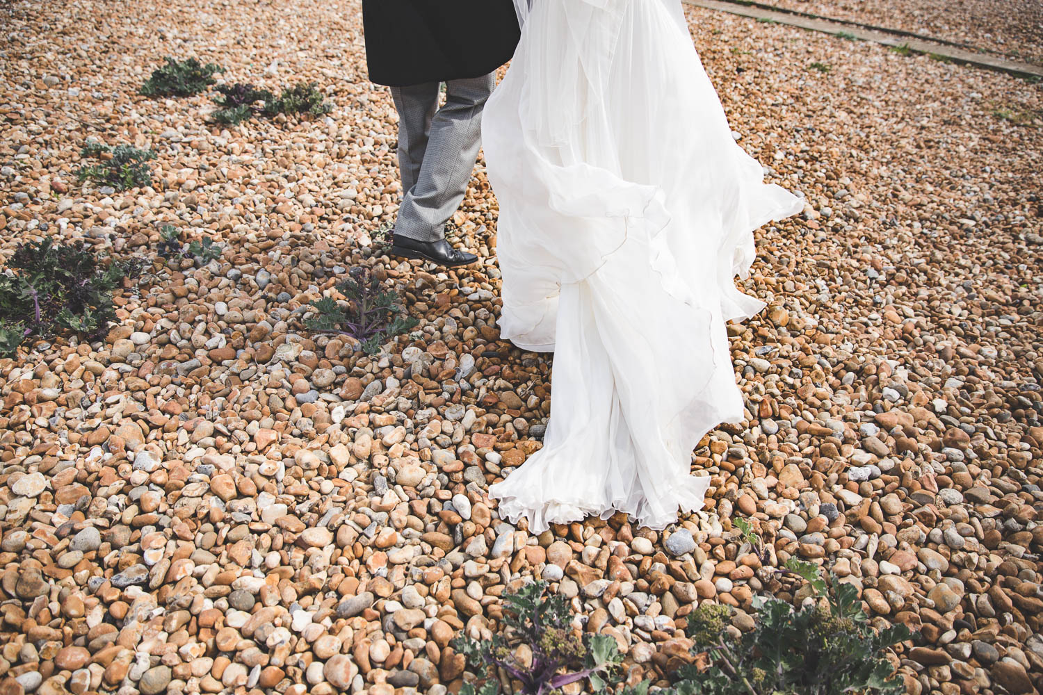 Alternative Wedding Photographer Woodland Wedding Hayling Island-192
