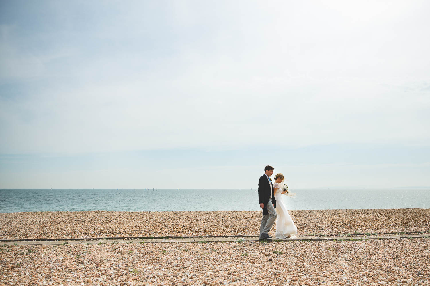 Alternative Wedding Photographer Woodland Wedding Hayling Island-193