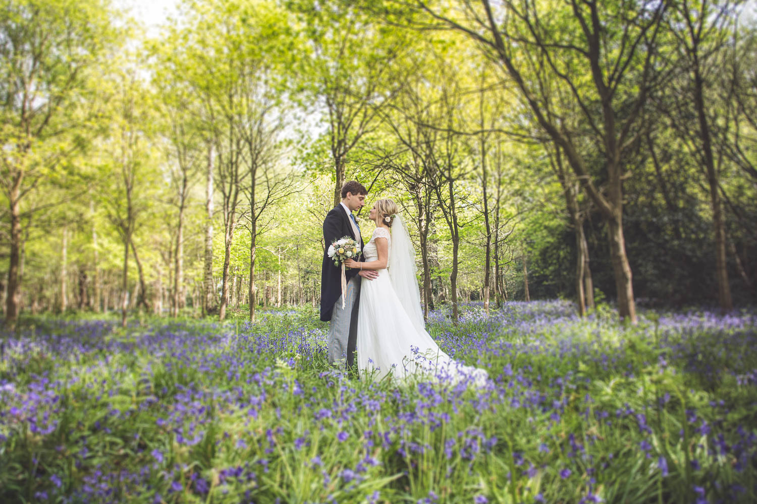 Alternative Wedding Photographer Woodland Wedding Hayling Island-197