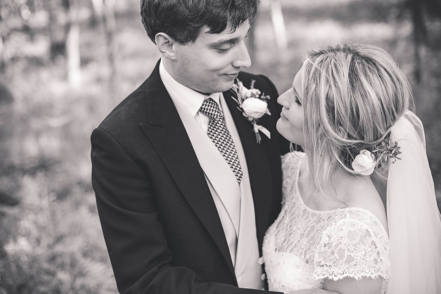 Alternative Wedding Photographer Woodland Wedding Hayling Island-206