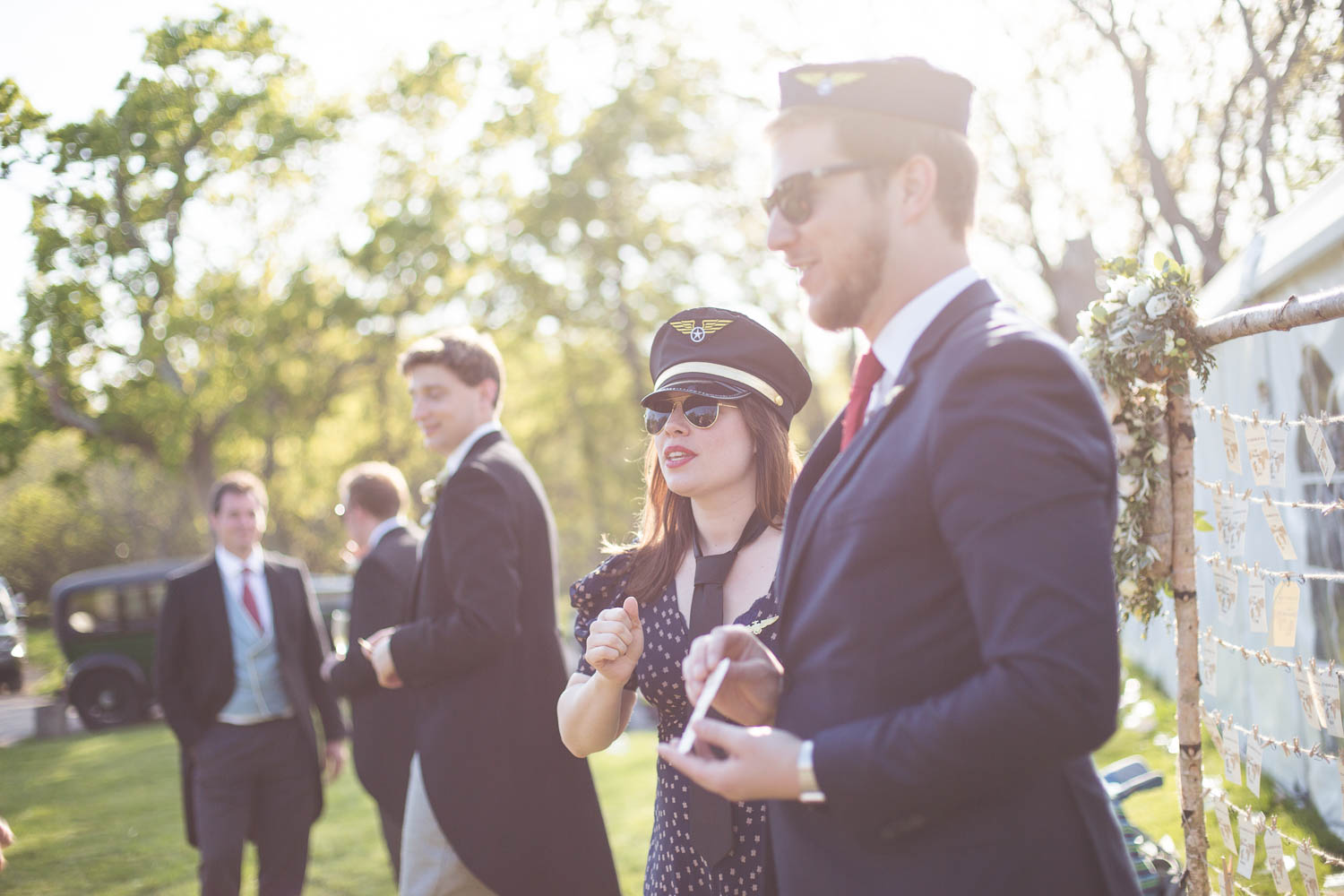 Alternative Wedding Photographer Woodland Wedding Hayling Island-369