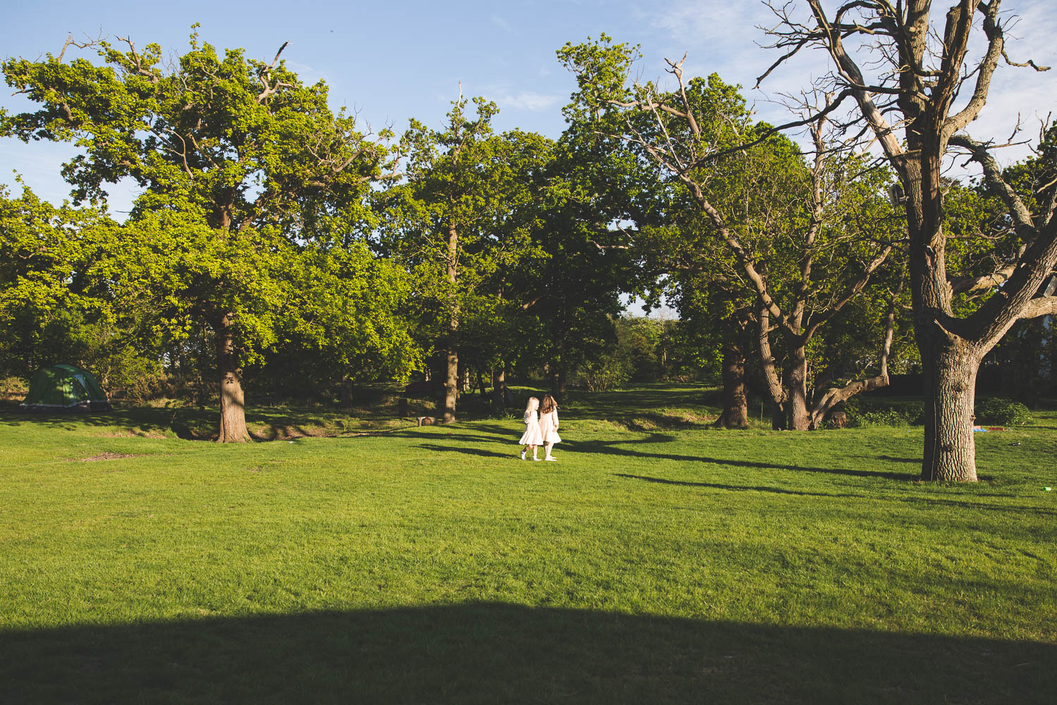 Alternative Wedding Photographer Woodland Wedding Hayling Island-477
