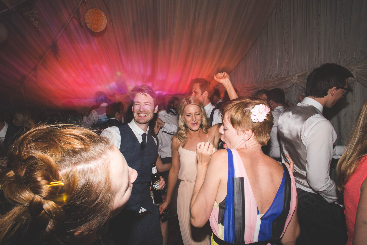 Alternative Wedding Photographer Woodland Wedding Hayling Island-575
