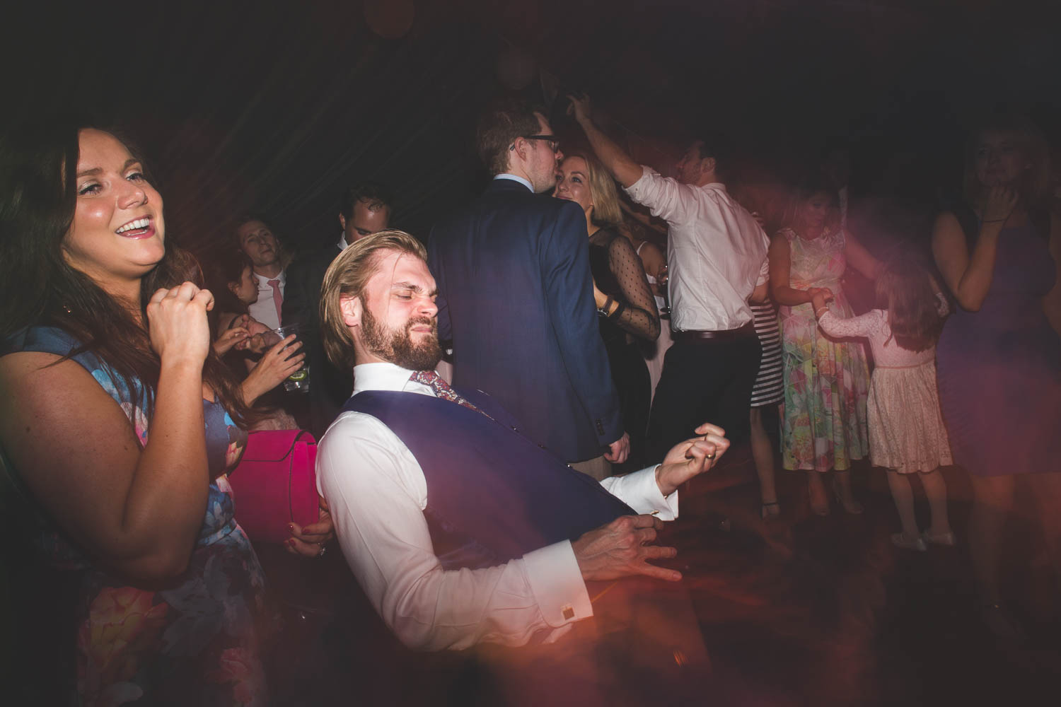 Alternative Wedding Photographer Woodland Wedding Hayling Island-584