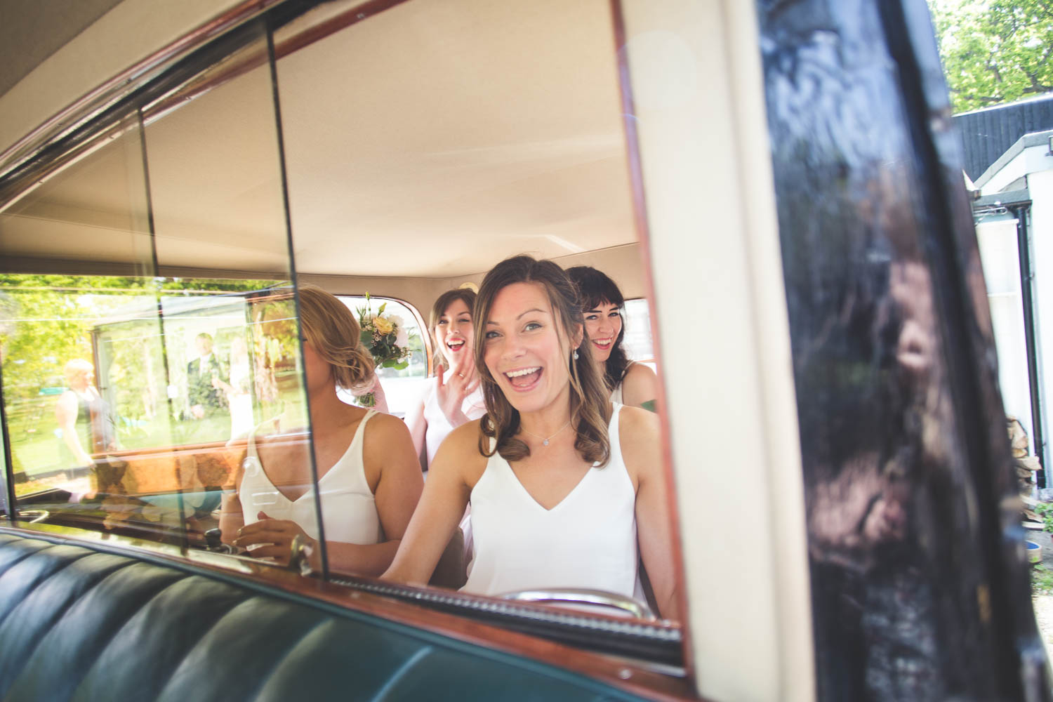 Alternative Wedding Photographer Woodland Wedding Hayling Island-70