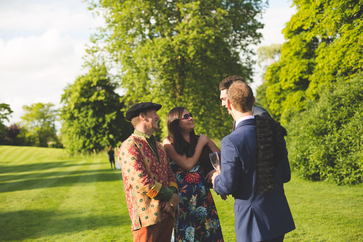 Alternative Documentary London Wedding Photography-74