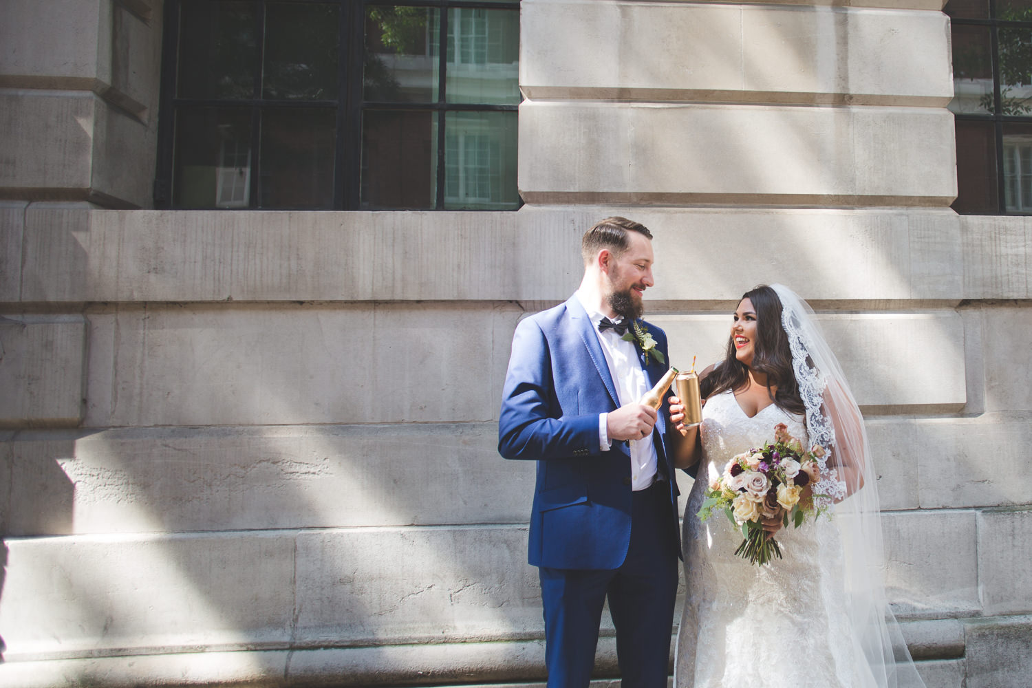 Alternative London Wedding Photography-27