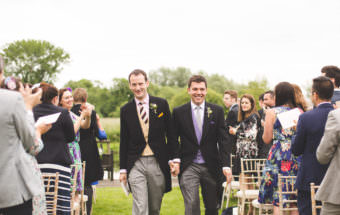 Houghton Lodge Riverside Wedding
