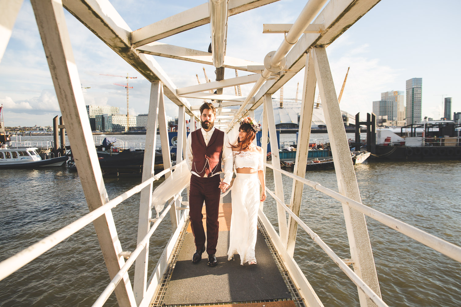 Alternative London Wedding Photographer-145