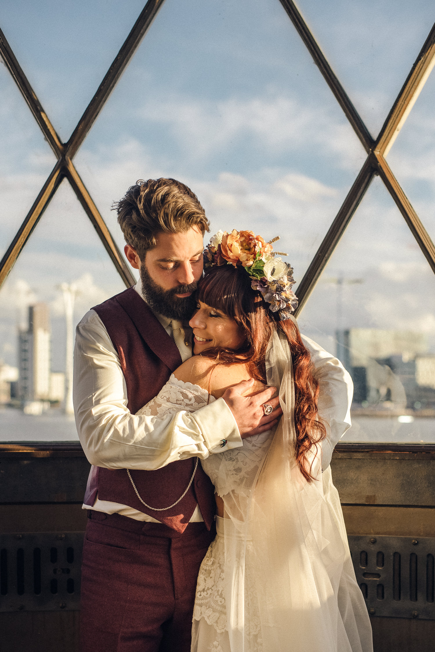 Alternative London Wedding Photographer-146