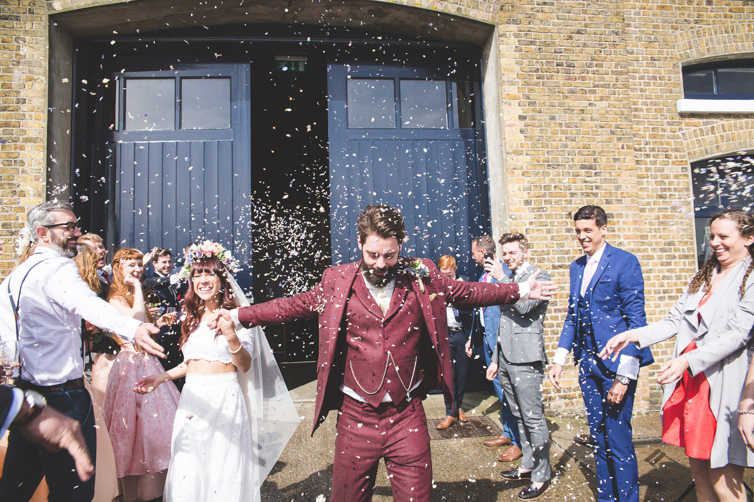 Alternative London Wedding Photographer-87