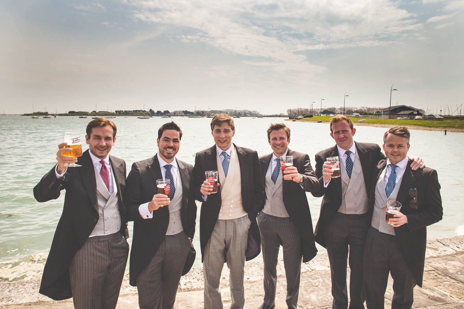 Alternative Wedding Photographer Woodland Wedding Hayling Island-104