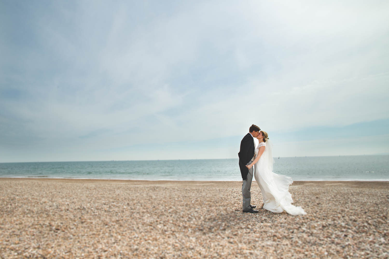 Alternative Wedding Photographer Woodland Wedding Hayling Island-188