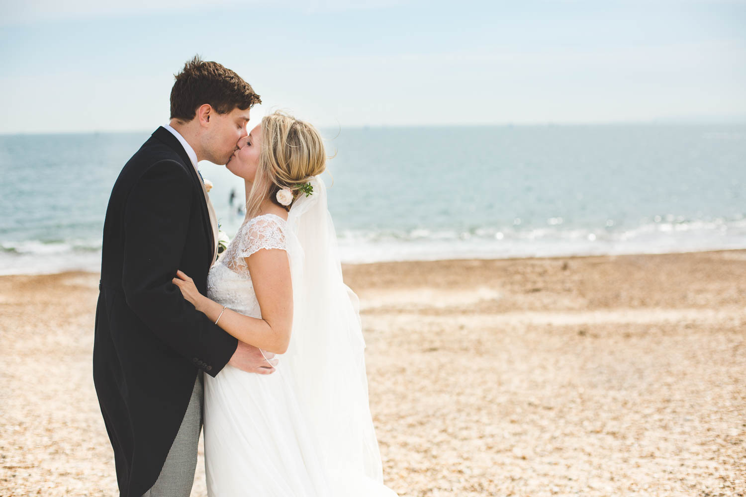 Alternative Wedding Photographer Woodland Wedding Hayling Island-189
