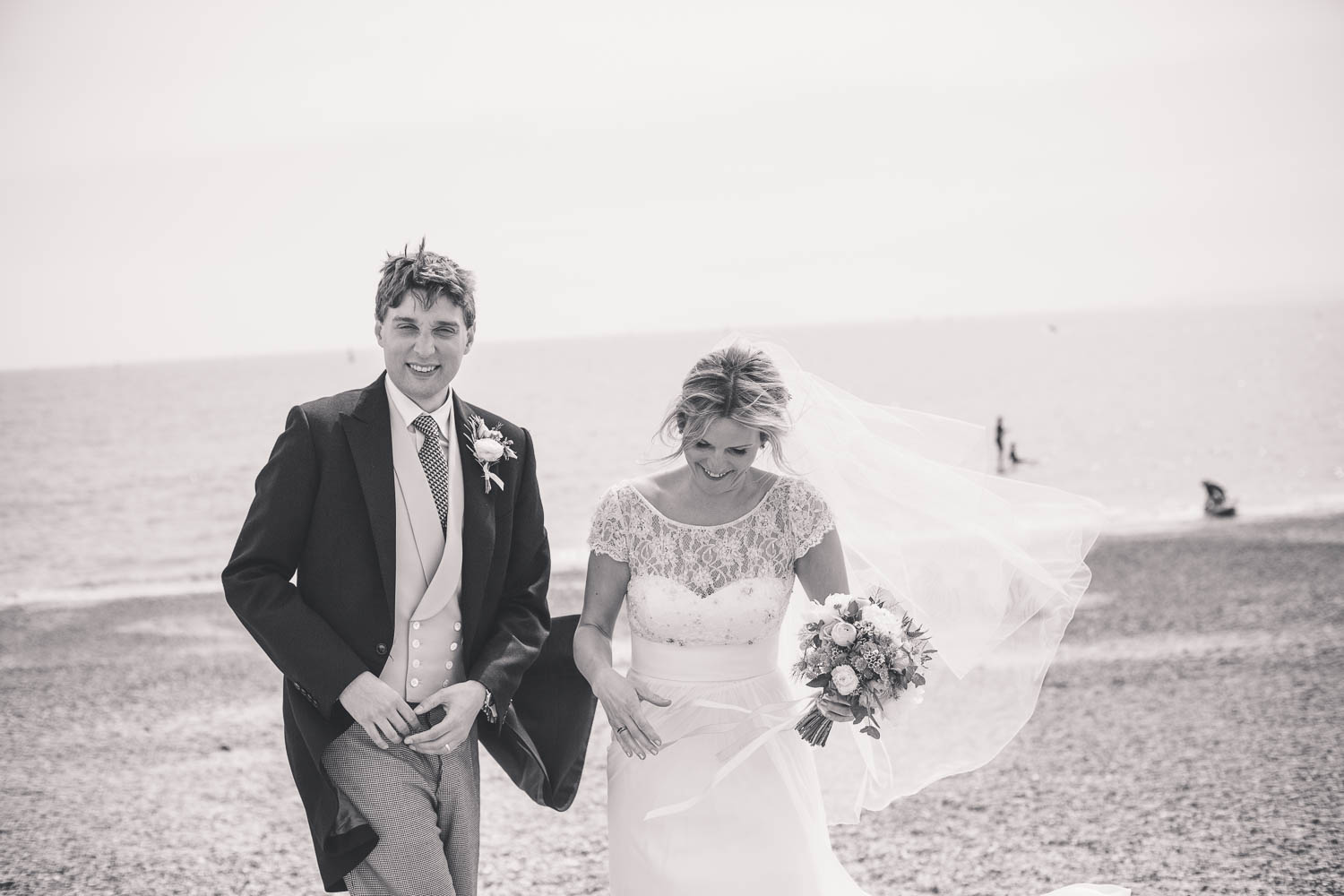 Alternative Wedding Photographer Woodland Wedding Hayling Island-191