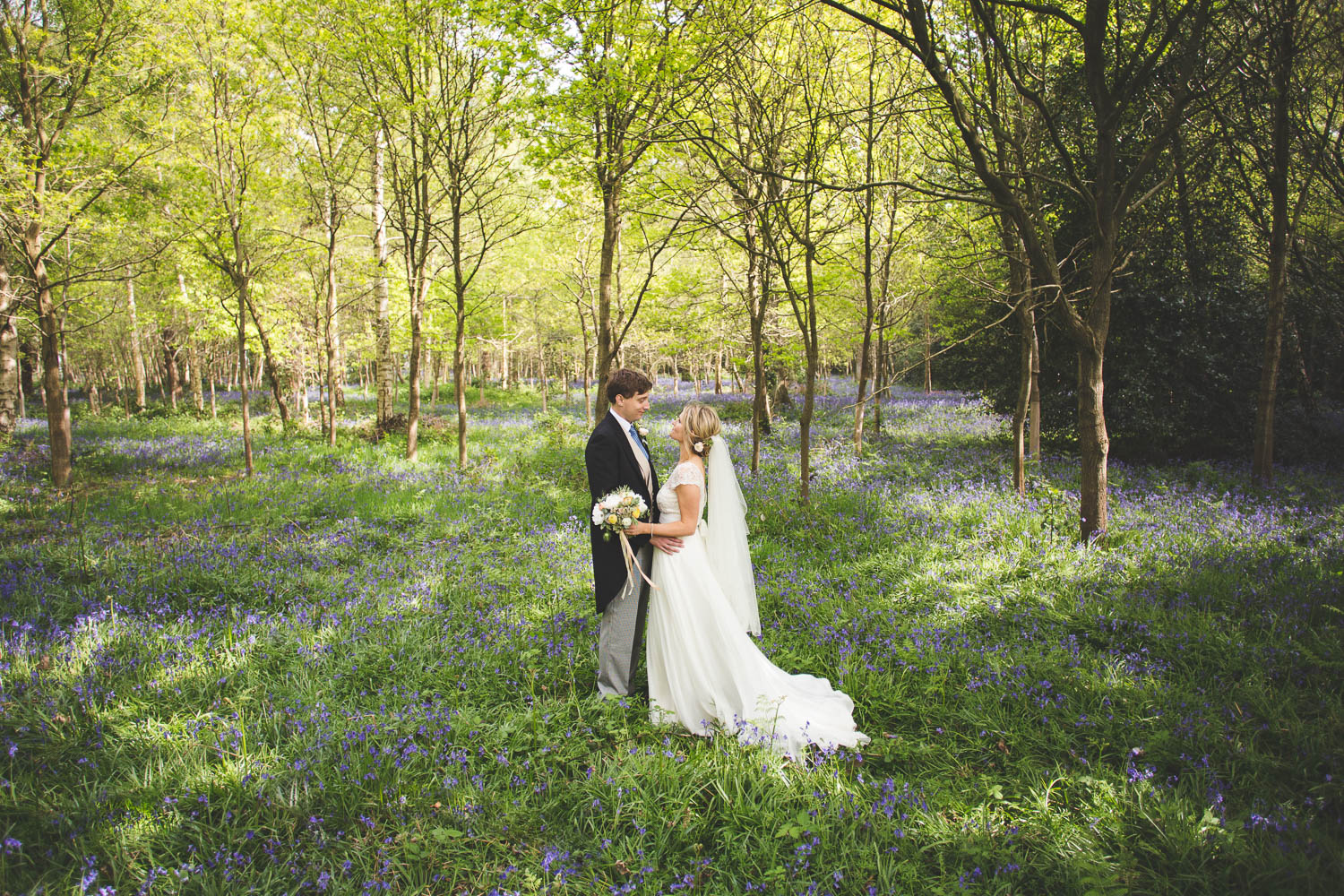 Alternative Wedding Photographer Woodland Wedding Hayling Island-198