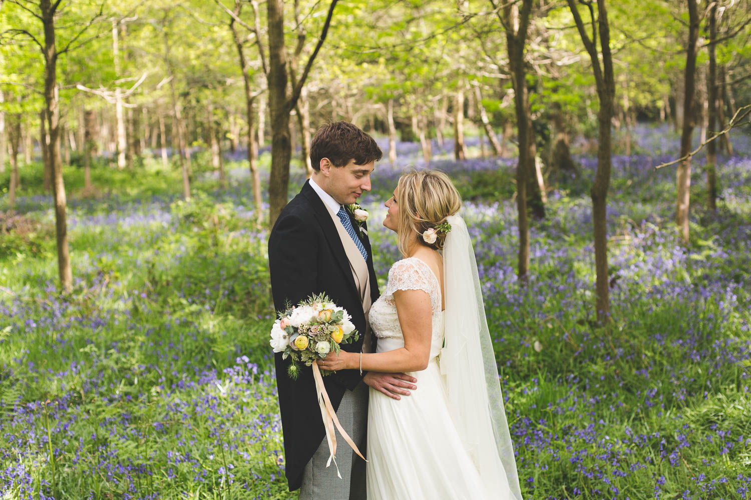 Alternative Wedding Photographer Woodland Wedding Hayling Island-200