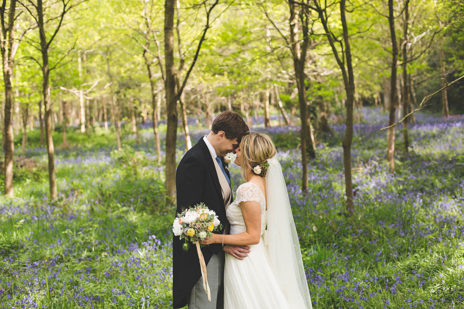 Alternative Wedding Photographer Woodland Wedding Hayling Island-201