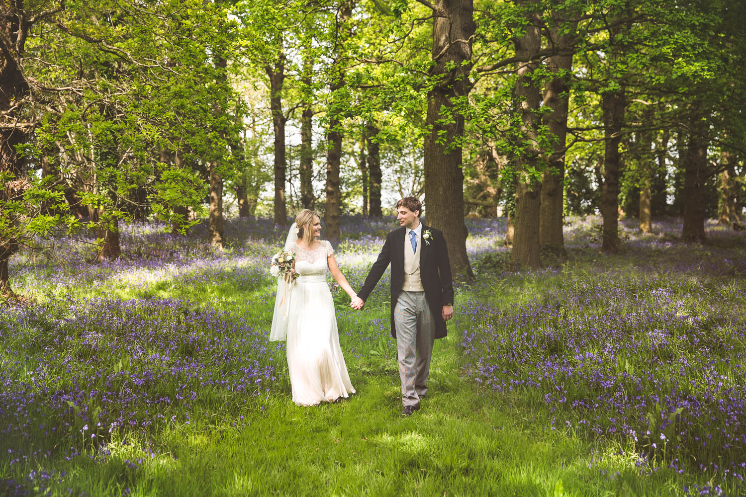 Alternative Wedding Photographer Woodland Wedding Hayling Island-212