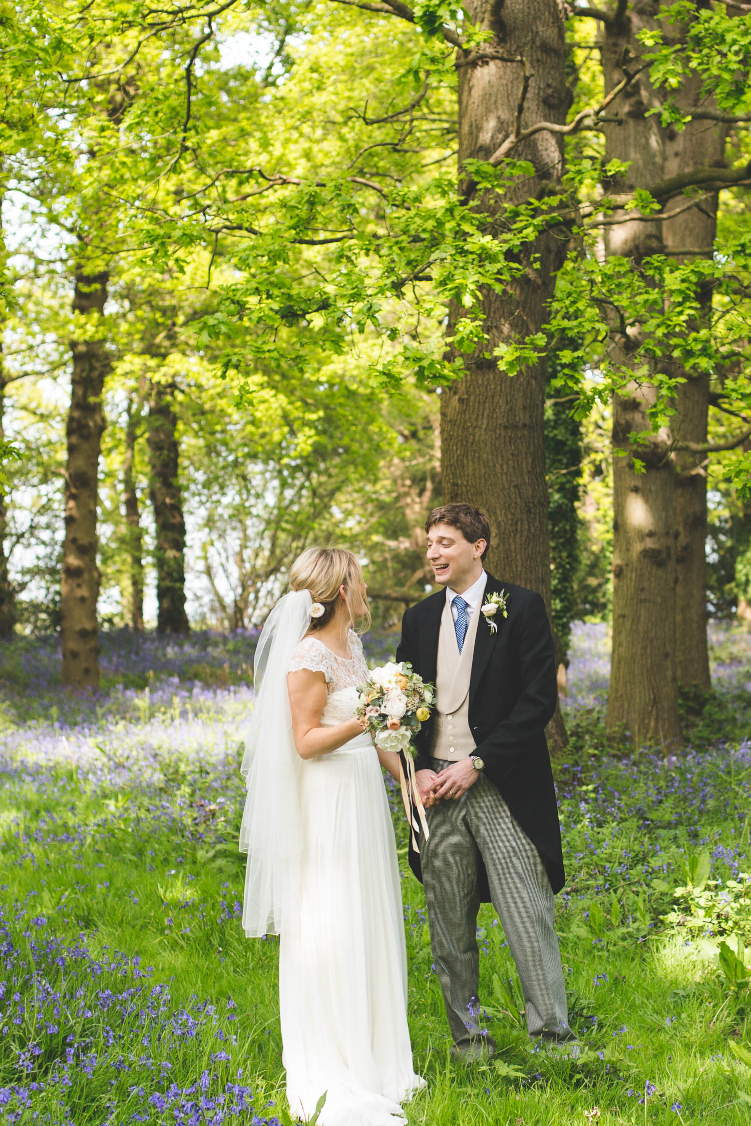 Alternative Wedding Photographer Woodland Wedding Hayling Island-217