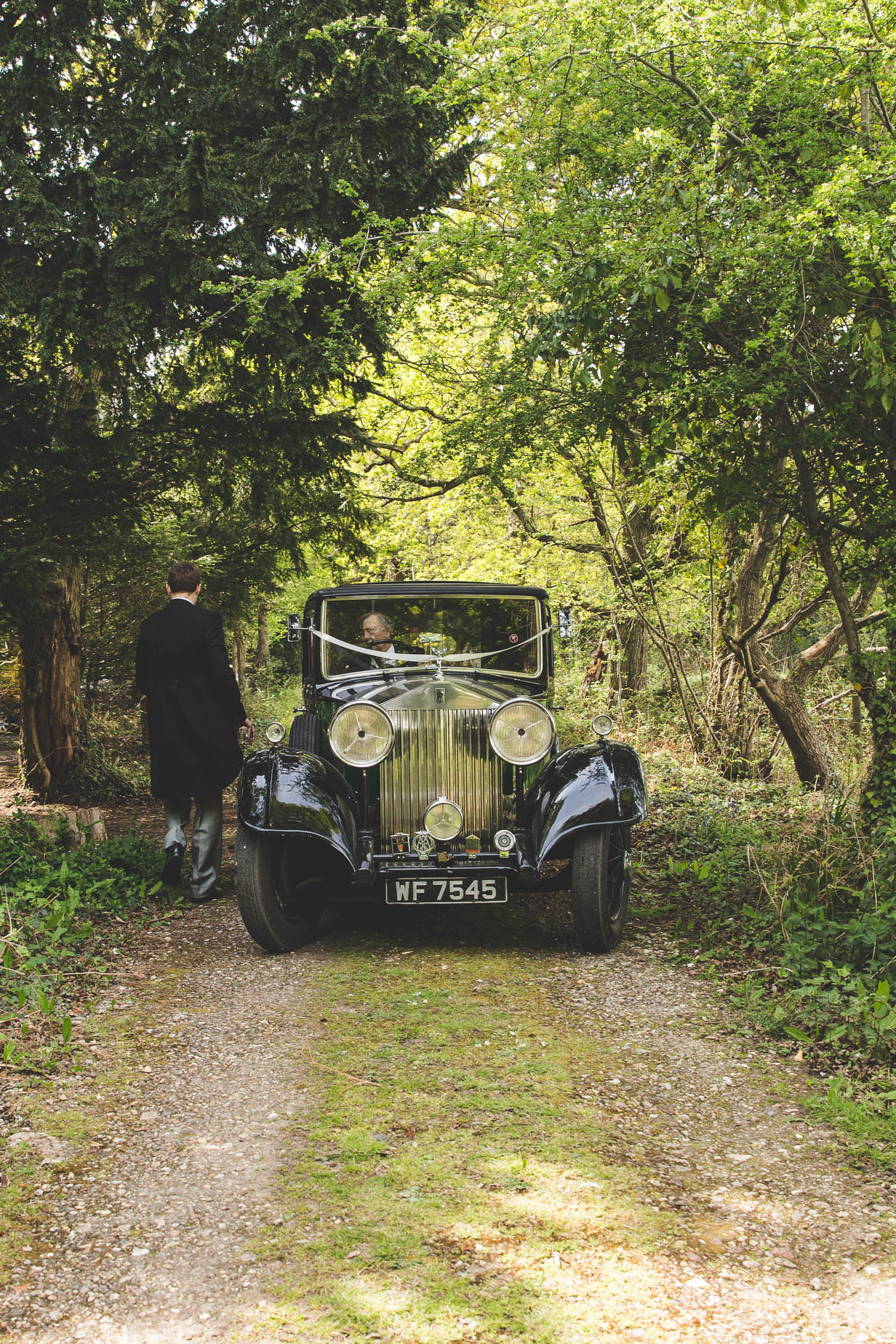 Alternative Wedding Photographer Woodland Wedding Hayling Island-224