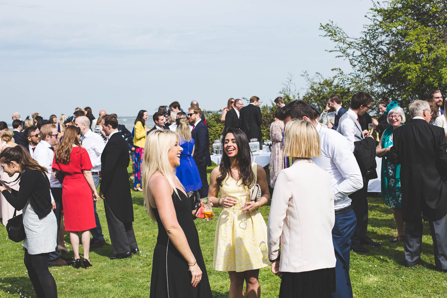 Alternative Wedding Photographer Woodland Wedding Hayling Island-253