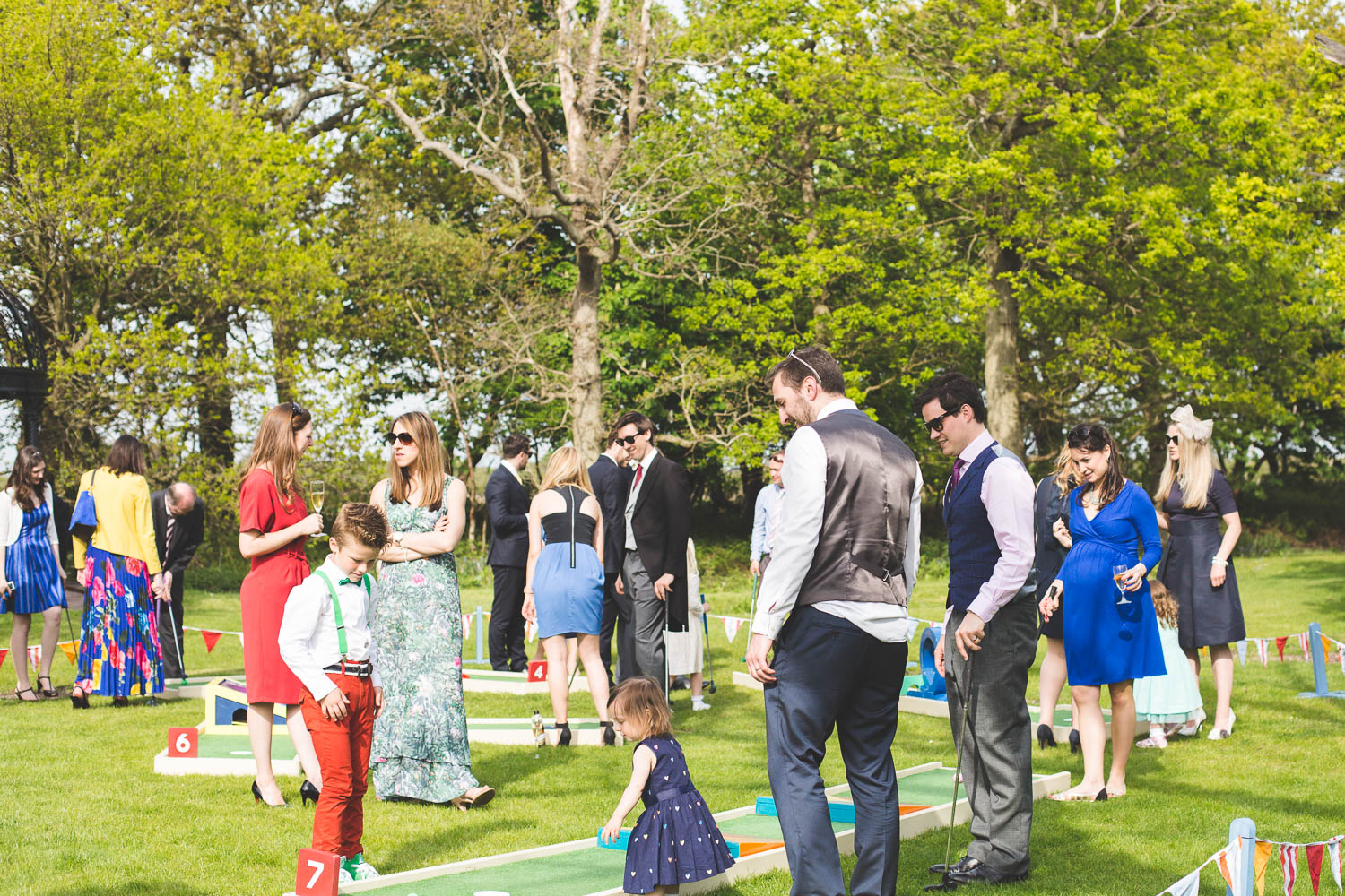 Alternative Wedding Photographer Woodland Wedding Hayling Island-313