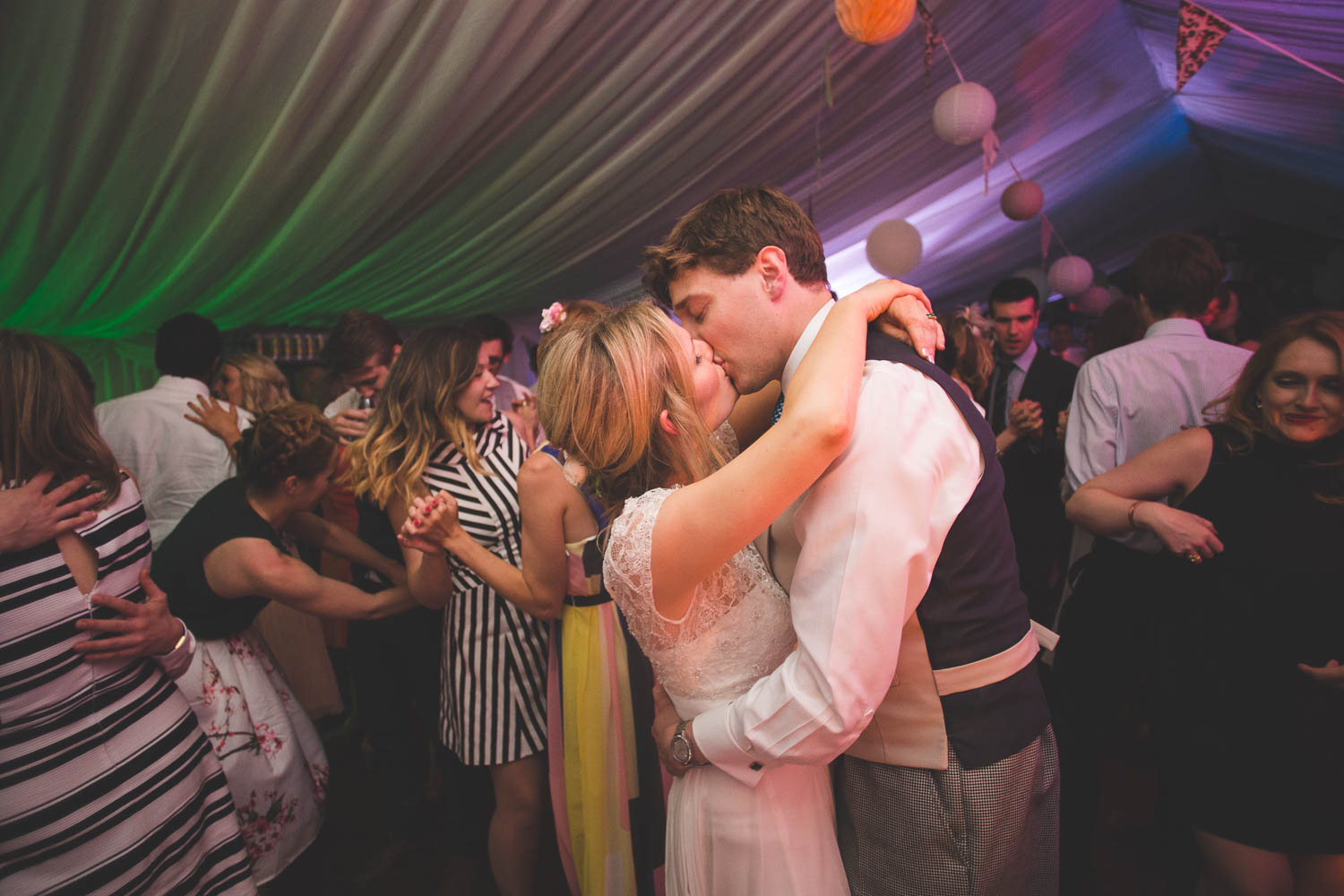Alternative Wedding Photographer Woodland Wedding Hayling Island-564
