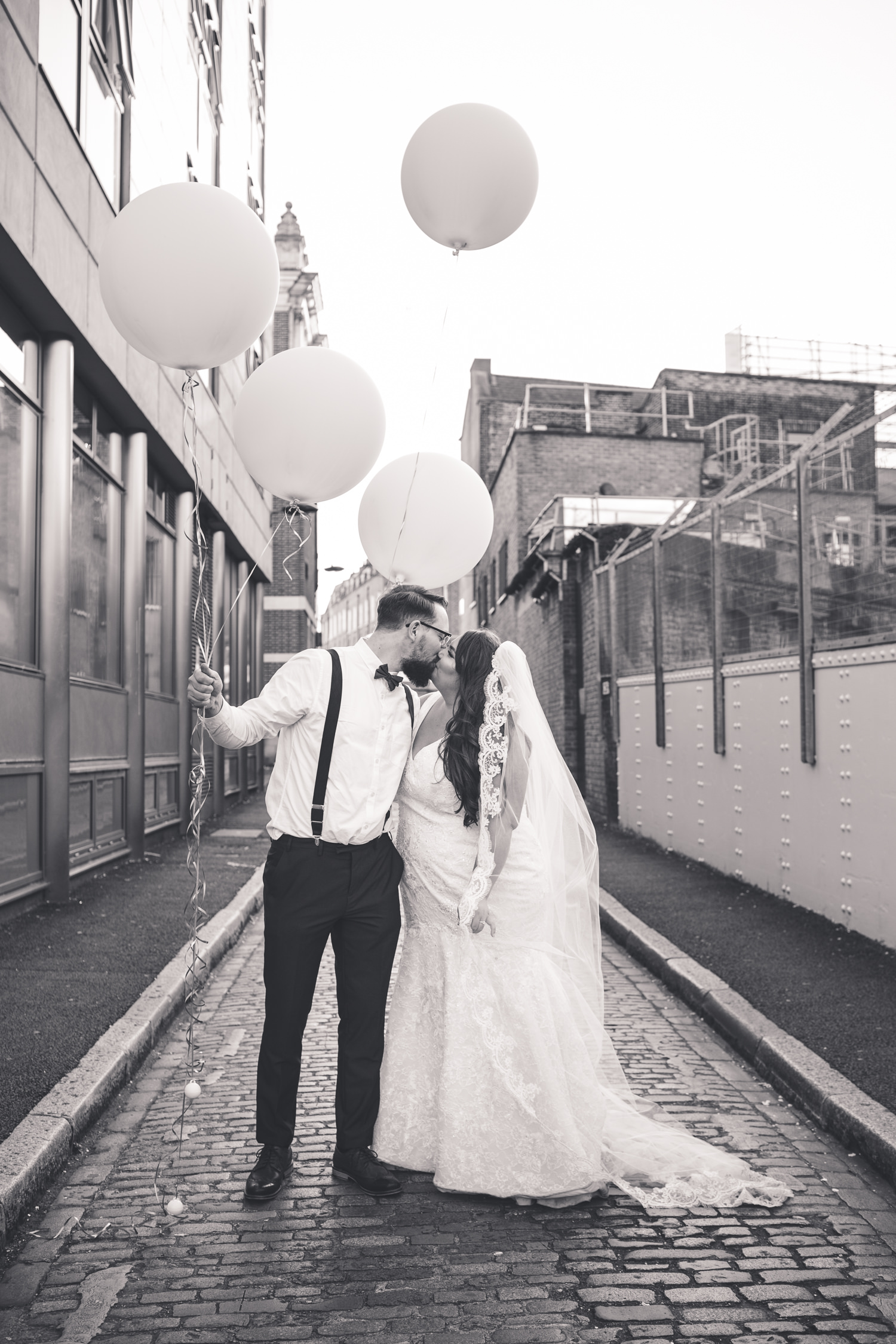 Alternative London Wedding Photography-127