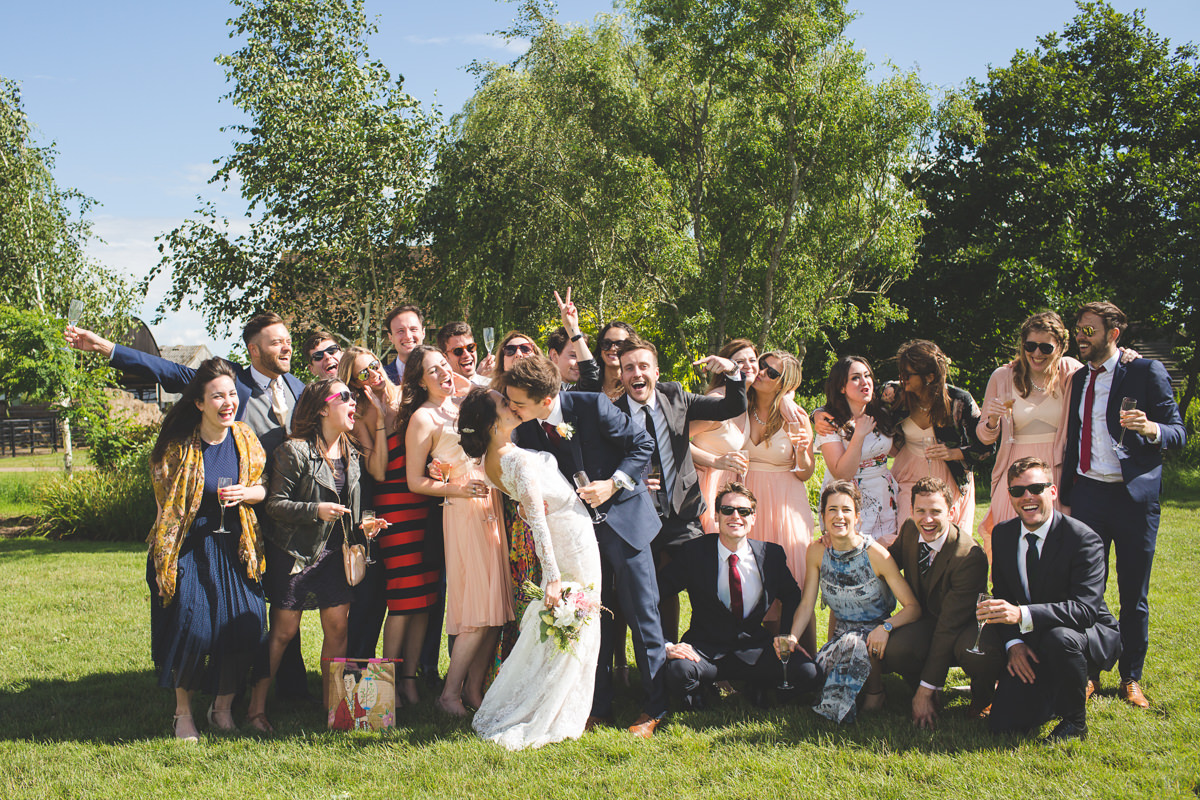 Group Wedding Photography: How To Smash Out Awesome Group Shots