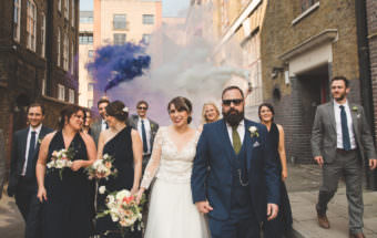 Ace Hotel Shoreditch Wedding