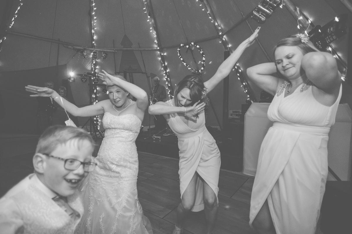 High Billinghurst Farm Tipi Wedding