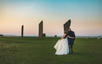 Orkney Island Scotland Wedding Photography