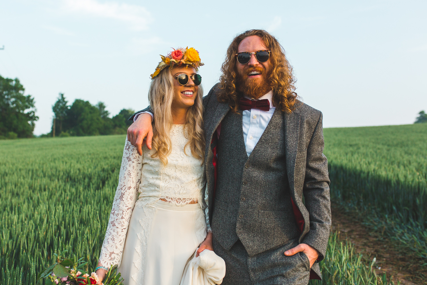 Wes Anderson Inspired Wedding Photography-69