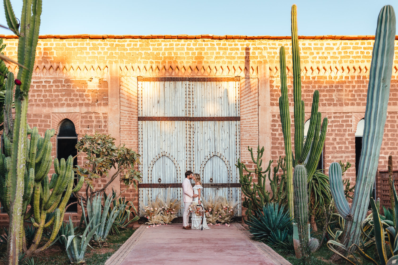 Elopement wedding photographer morocco