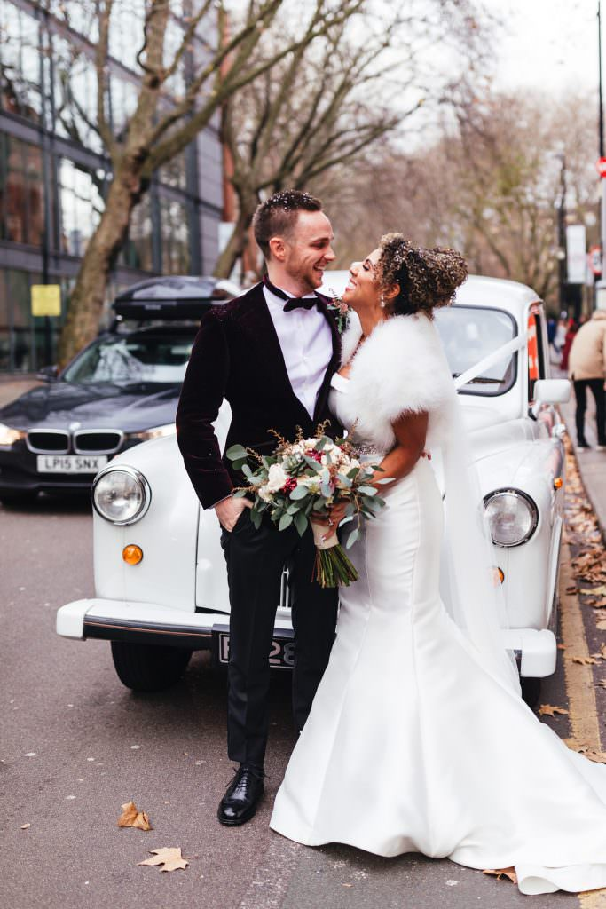 Old Finsbury Town Hall Wedding Photographer natural fun photographs