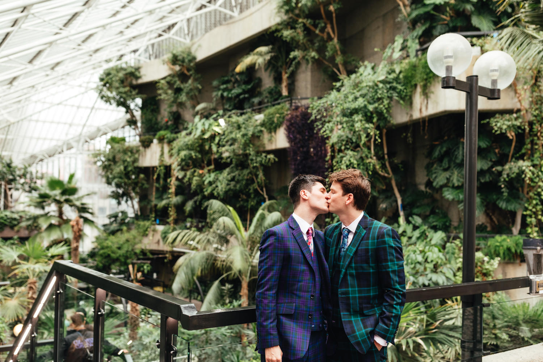 Micro wedding photographer London Barbican